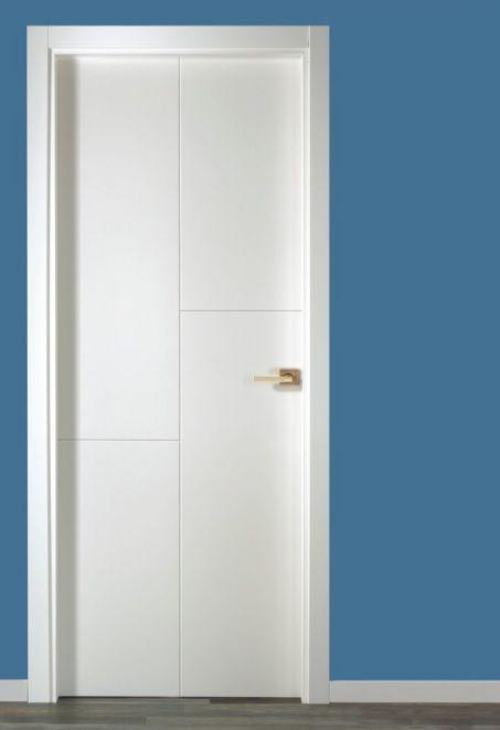 Modelo u vt4 lacado blanco uniarte colecci n de puertas for Puertas uniarte lacadas