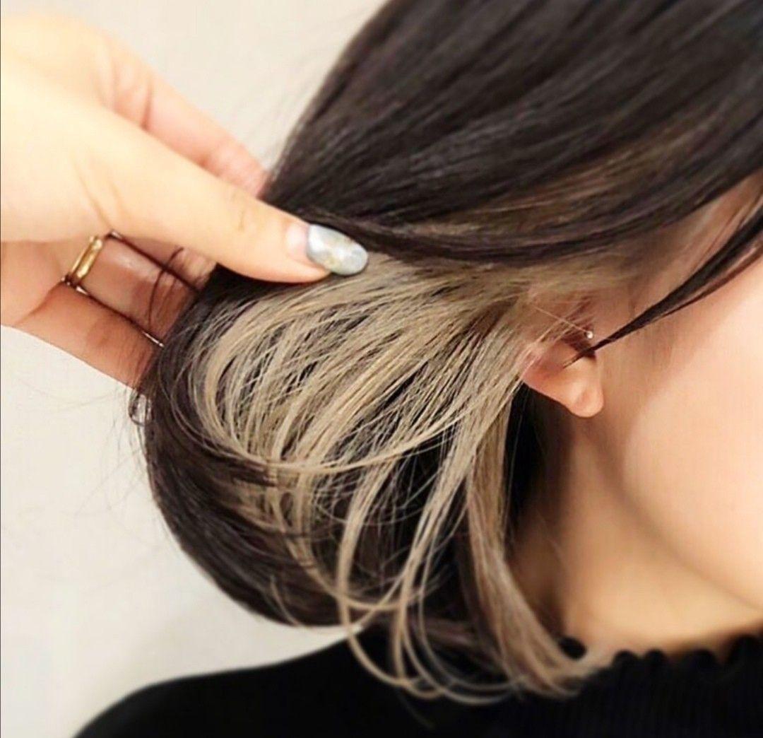 Pin By Birsen On Hair In 2020 Hair Color Streaks Hair Color Underneath Hair Streaks