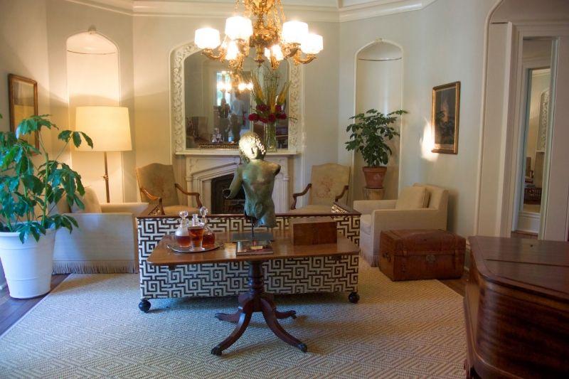 Interior Jon Carloftis Botherum in Lexington Kentucky GARDEN