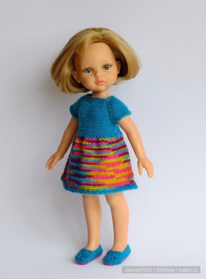 В моём кукольном семействе пополнение. Игровые куклы