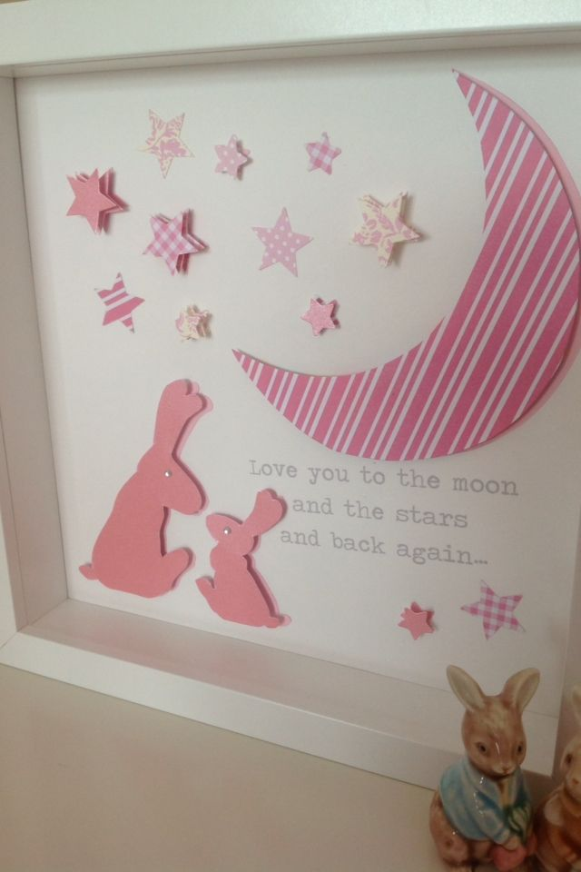 One of my new children's frames x