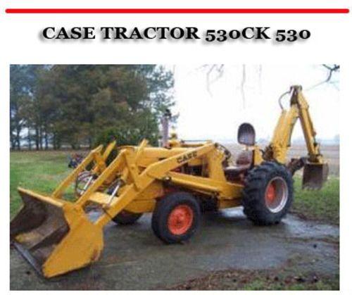 case 530ck service manual