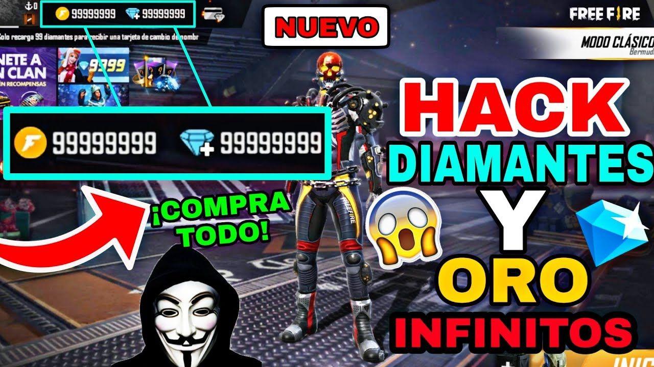 El Mejor Hack De Diamantes Infinitos Para Free Fire 1 43 Sin