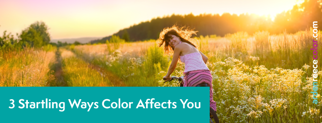 Color affects usphysically, psychologically and spiritually. It protects us from the sun's harmful rays, it creates sensations in us when we experience it and it can be used to harmonize and align the chakra points…