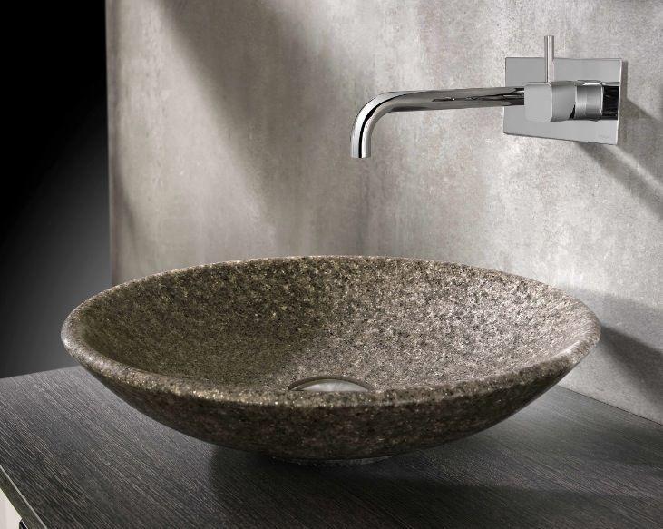 Bathroom sinks Including Counter Top & Semi-Recessed