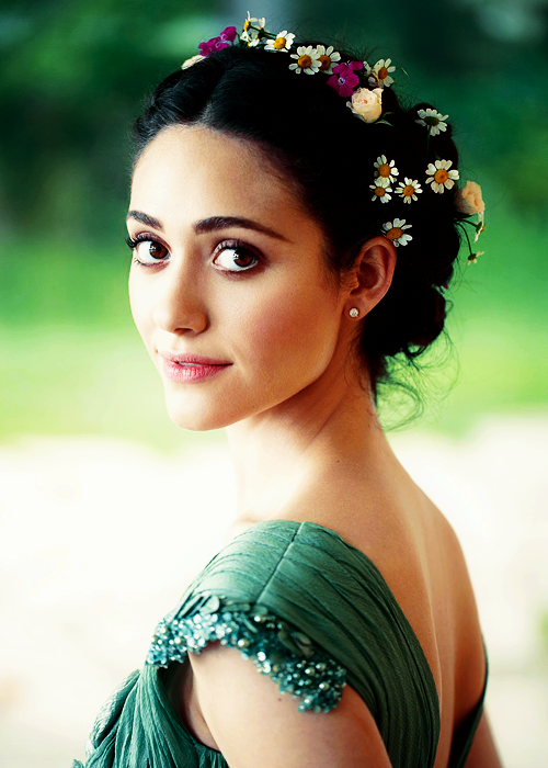 darkcandies:   Emmy Rossum in People Magazine's Most Beautiful 2013  Tell me again how Miley is #1 on the Maxim list?