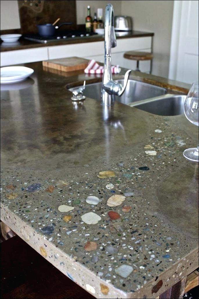 Best Cement Countertops Diy Cement Countertops Diy Cost Outdoor 400 x 300