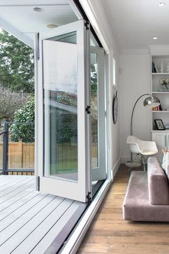 My Houzz Open And Airy Other Heather Merenda Folding Patio