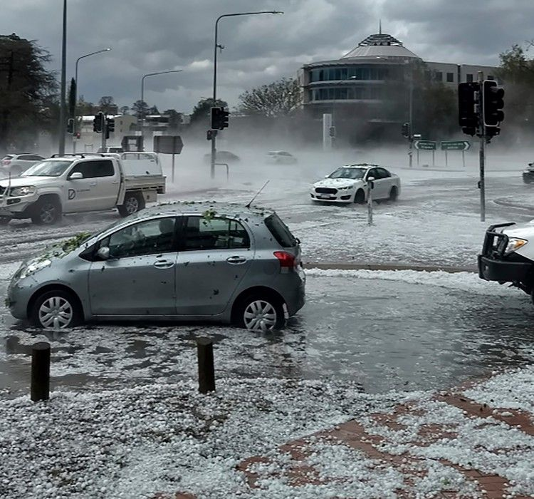 Plagues of extreme weather descend on Australia, with