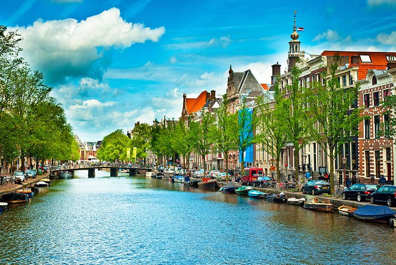 2nt or 3nt 4* Amsterdam & Flights
