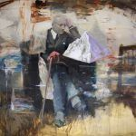 New Oil Paintings That Trace Fictitious Memories by Joshua Flint