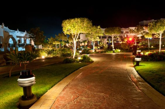 Home Security Lighting Fort Worth Texas Outdoor