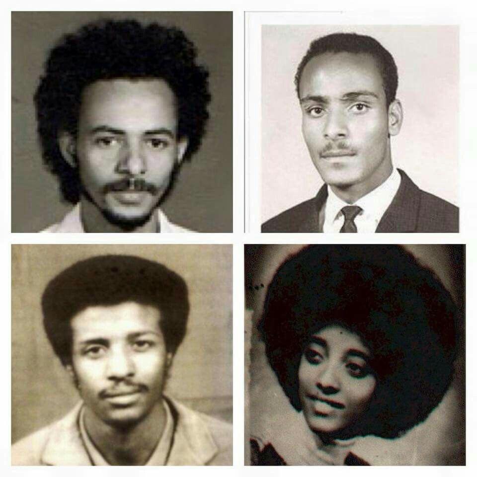 Yea Birhanmeskel Reda Walelegne Getachew Maru And Martha Mebratu All Mrtyers Ethiopian People History Of Ethiopia Ethiopia