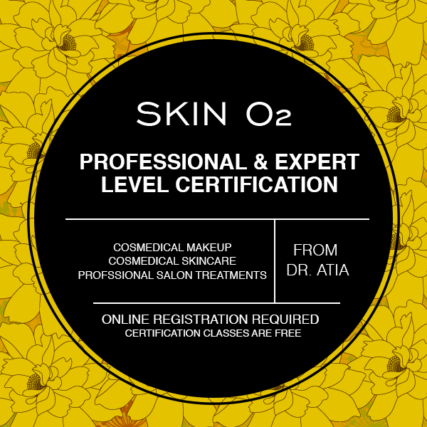 Be A Professional Cosmedical Makeup And Skincare Expert