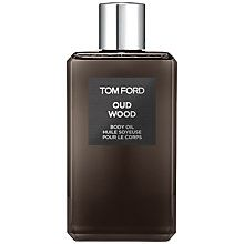 Buy TOM FORD Private Blend Oud Wood Body Oil, 250ml Online at johnlewis.com