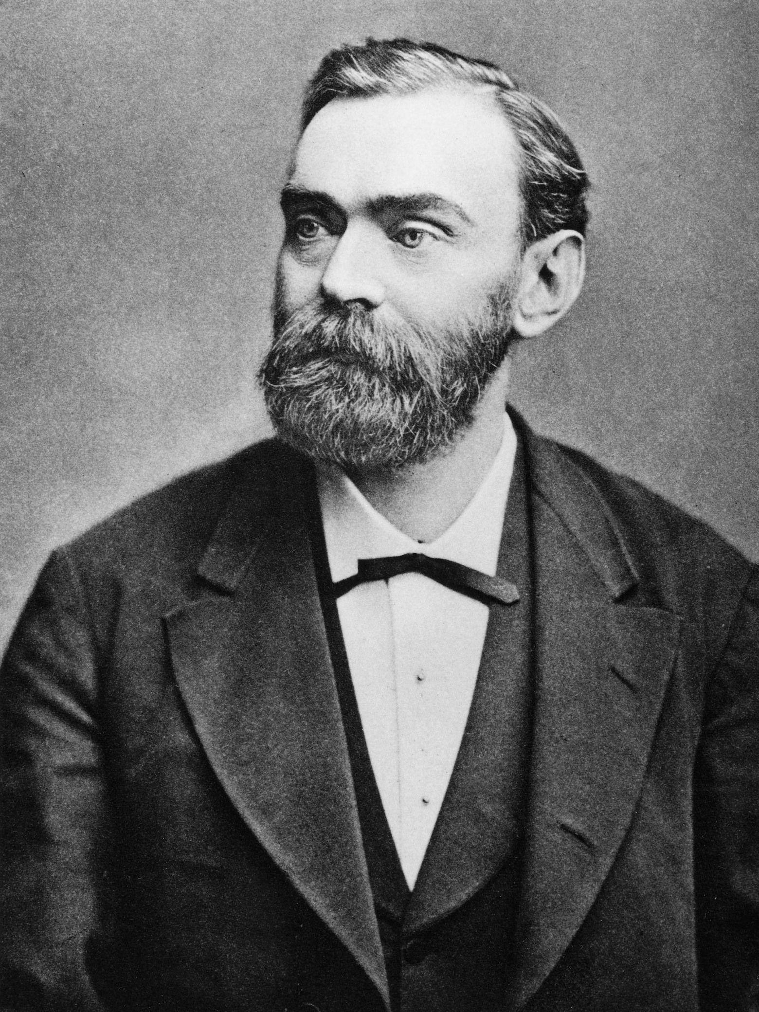 Dynamite Alfred Nobel Nobel Prize Famous Scientist