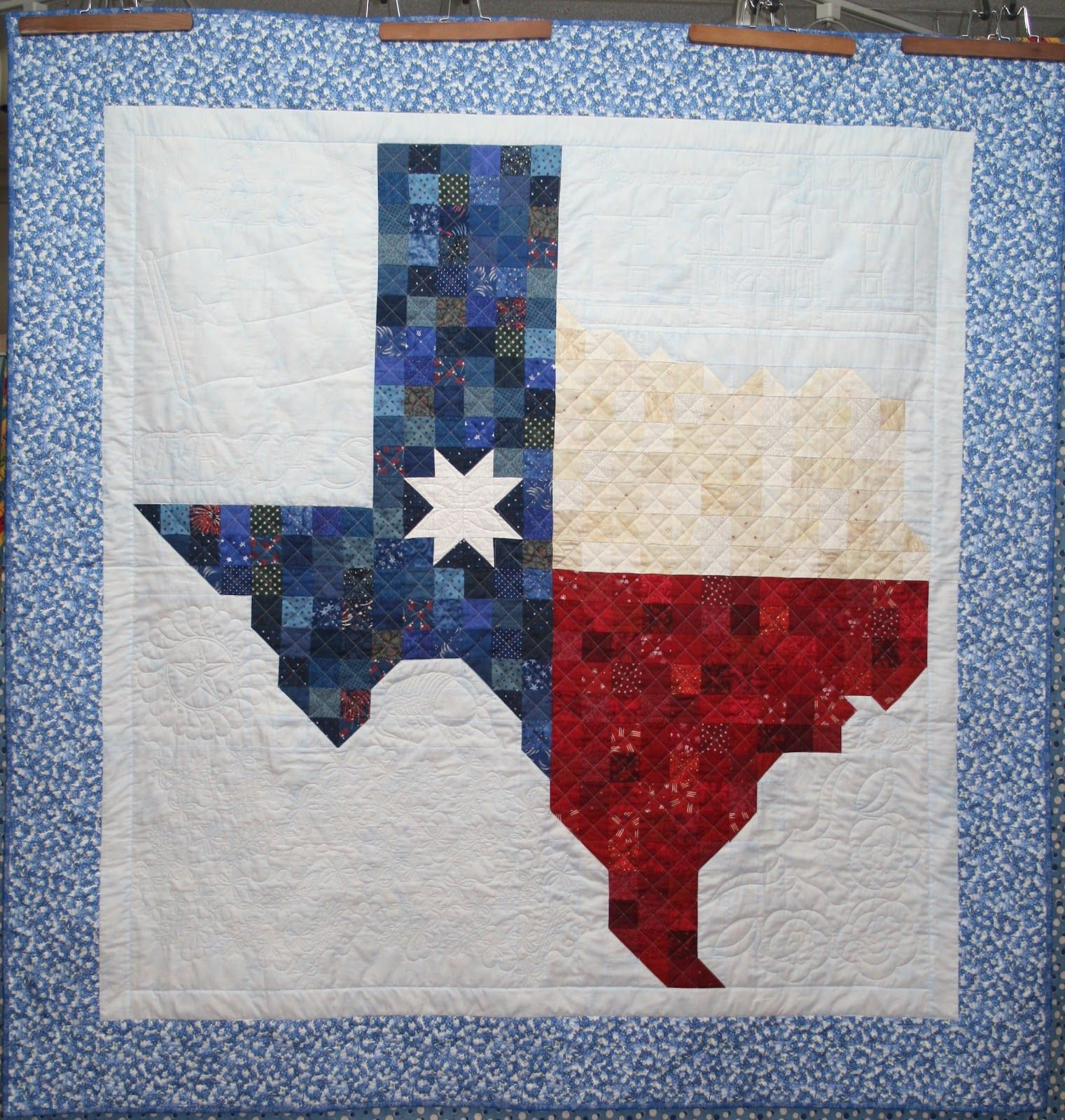 God Bless Texas Memories Quilt Texas Quilt Barn Quilt Patterns
