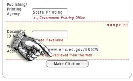 Son Of Citation Machine One Of My Students Sent The Link To This Site That Makes Automated Bibliographi With Images College Information School Work Educational Technology