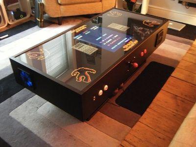 retro cocktail arcade machine coffeetable Google Search arcade