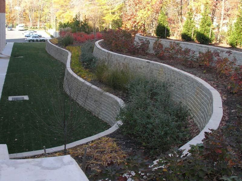 1000 images about retaining wall on pinterest retaining walls concrete block retaining wall and retaining wall design