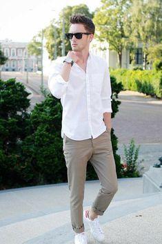 Outfits casuales de moda primavera verano 2019 hombre | Ropa