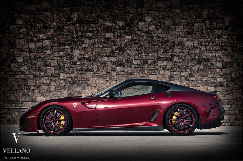 Dap 3548rt2 Ferrari 599 Ferrari Gto