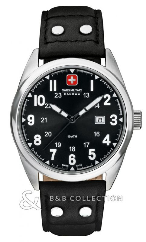 Ceas Swiss Military Sergeant 06-4181.04.007