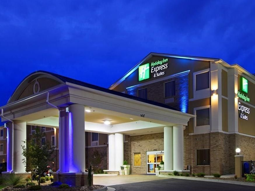 Springfield Oh Holiday Inn Express Suites Springfield United