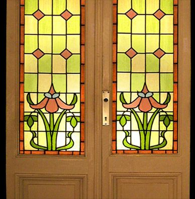 Antique stained glass doors doors pinterest doors glass and antique stained glass doors planetlyrics Choice Image