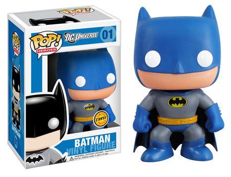 Batman The Animated Series Batman Dorbz Vinyl Figure EE Exclusive NEW!
