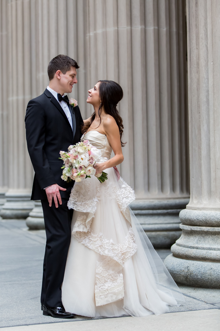 A Chic Formal Wedding At The Rookery In Chicago Illinois Fairy Tale Wedding Dress Gorgeous Wedding Dress Wedding Dress Styles