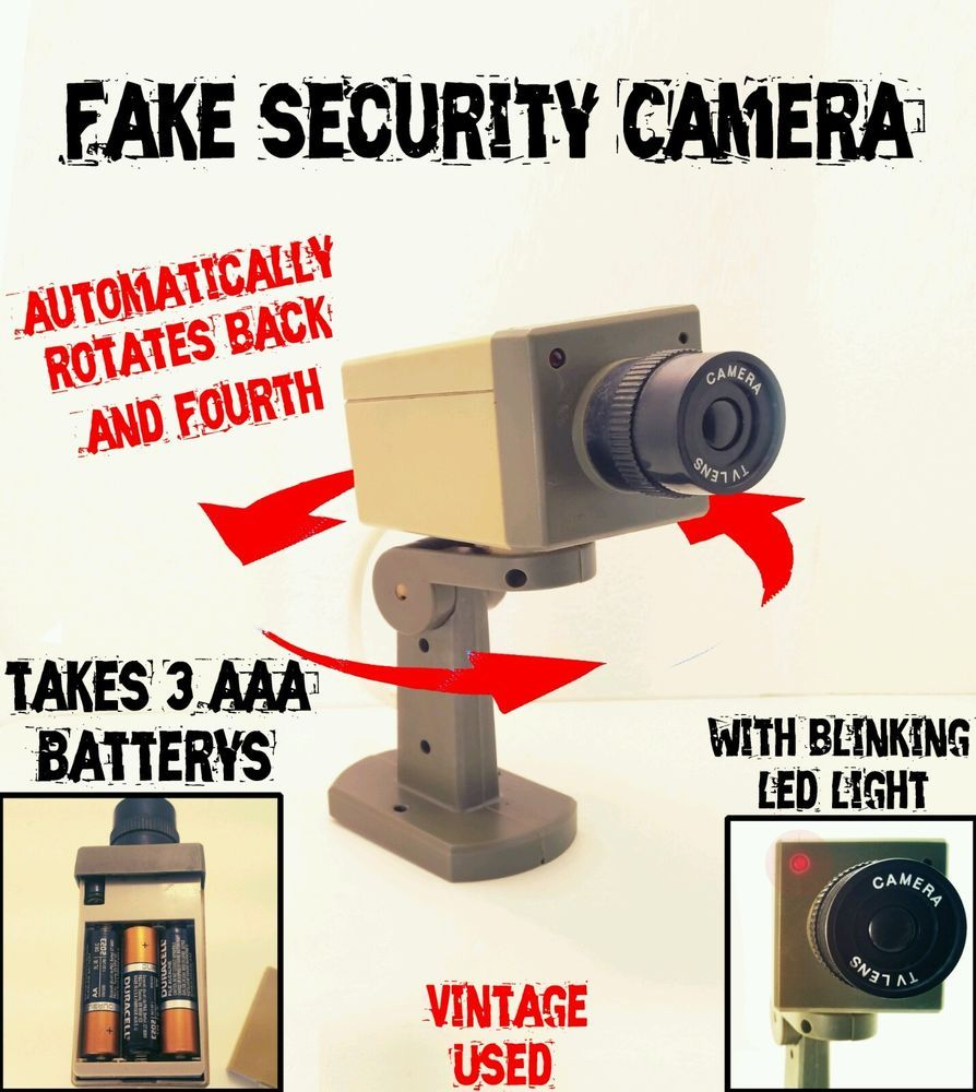 Electric Toy Security Camera
