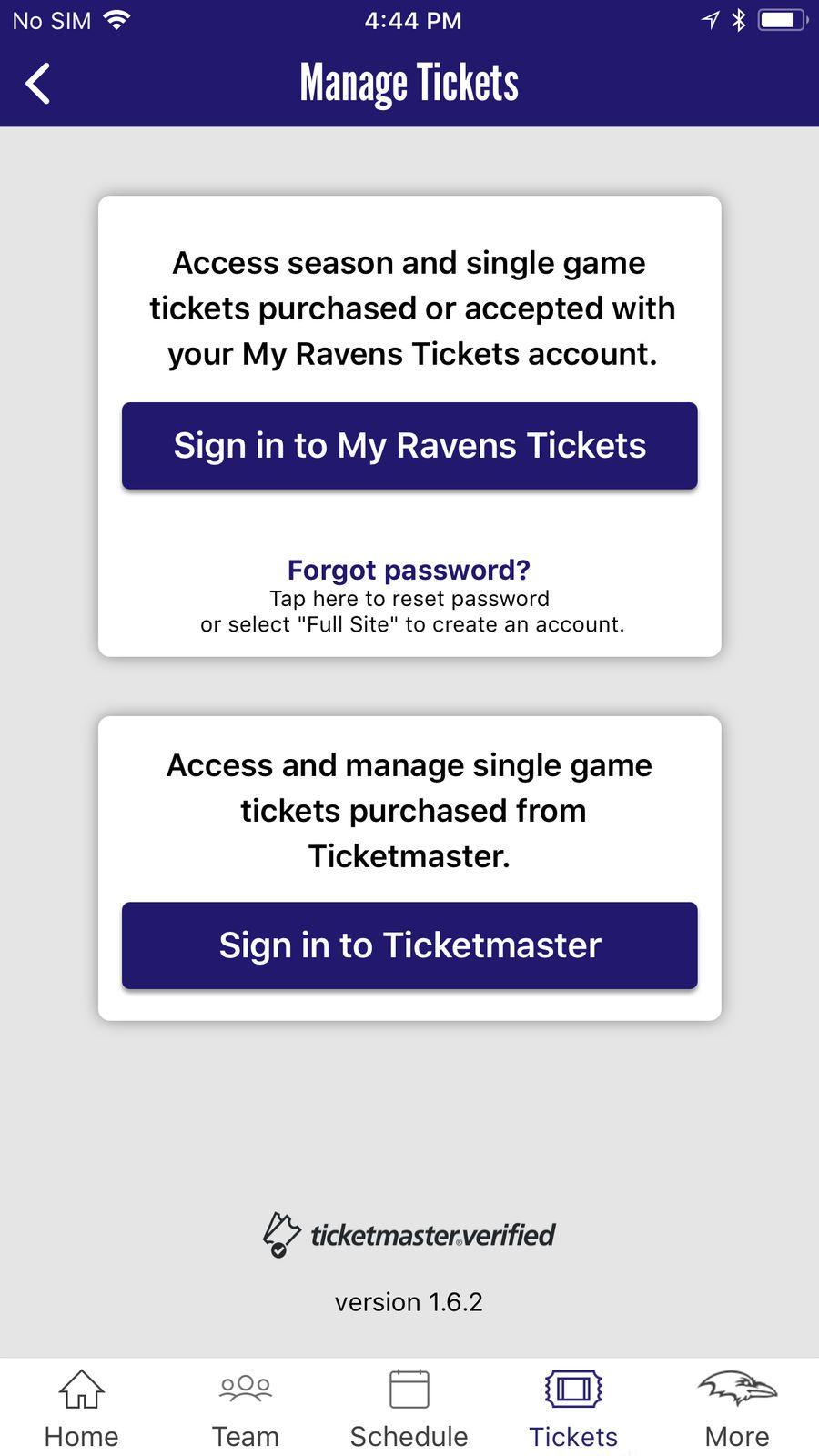 Baltimore Ravens Mobile iosEntertainmentappapps