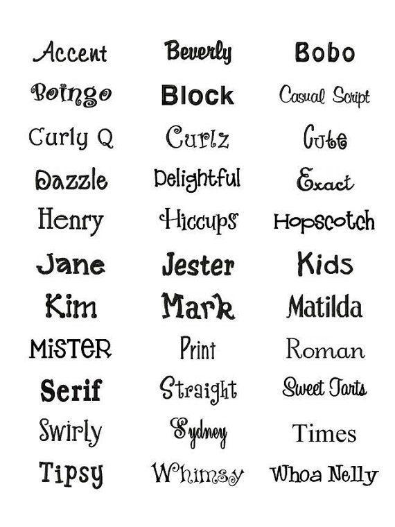 Pin On Best Cute Font Ideas