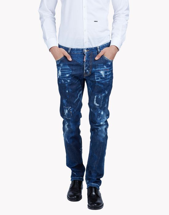 Jeans On Sale in Outlet, Cool Guy Jean, Denim, Cotton, 2017, 34 Dsquared2