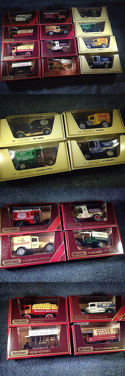 Price Guides and Publications 97093: Matchbox Yesteryears 30-40 ...