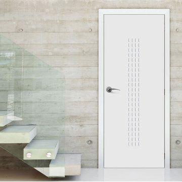 Jb kind limelight criterion white primed flush door flush doors jb kind doors white contemporary criterion internal door planetlyrics Gallery