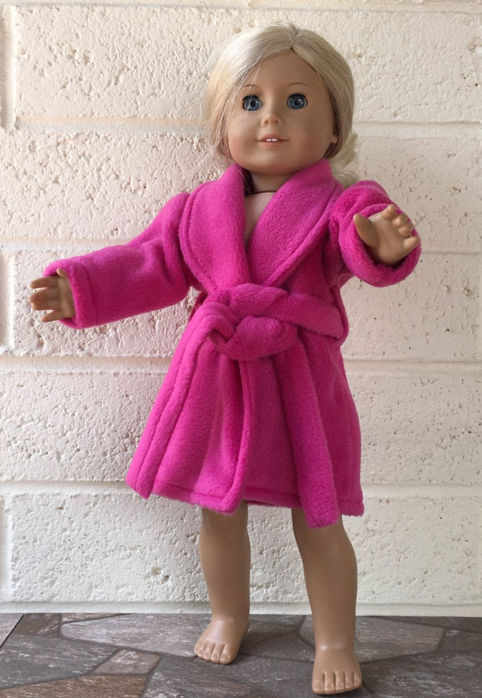 18 inch doll robe girl doll clothes 18 inch doll