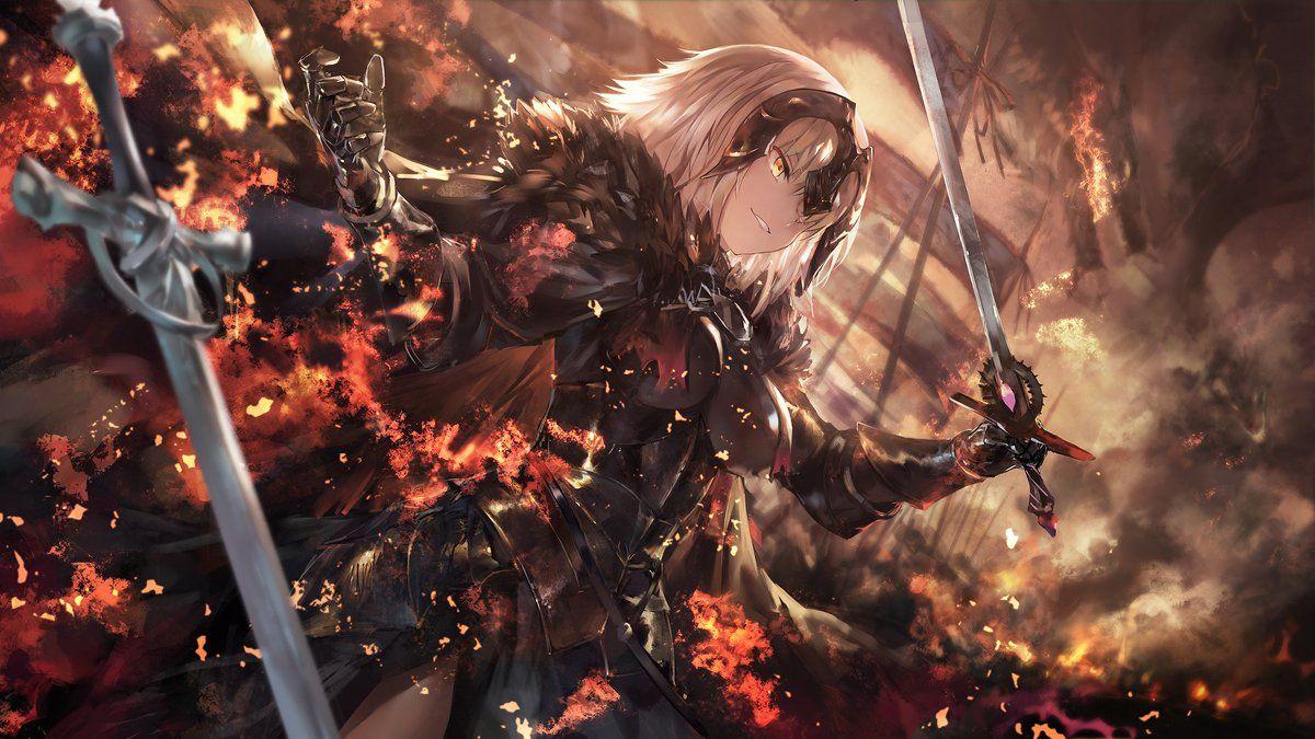 无题 Fate Grandorder ジャンヌ オルタ ジャンヌ ダルク Fgo Https Www Pixiv Net Member Illust Php Mode Medium Illust Id 69888918 Pic Tw Anime Joan Of Arc Fate Jeanne Alter