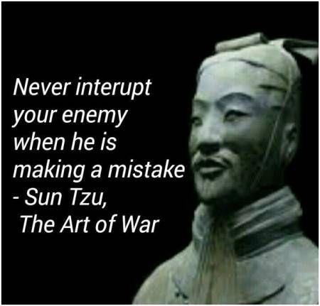 ICT plus Warrior quotes, War quotes, Philosophy quotes