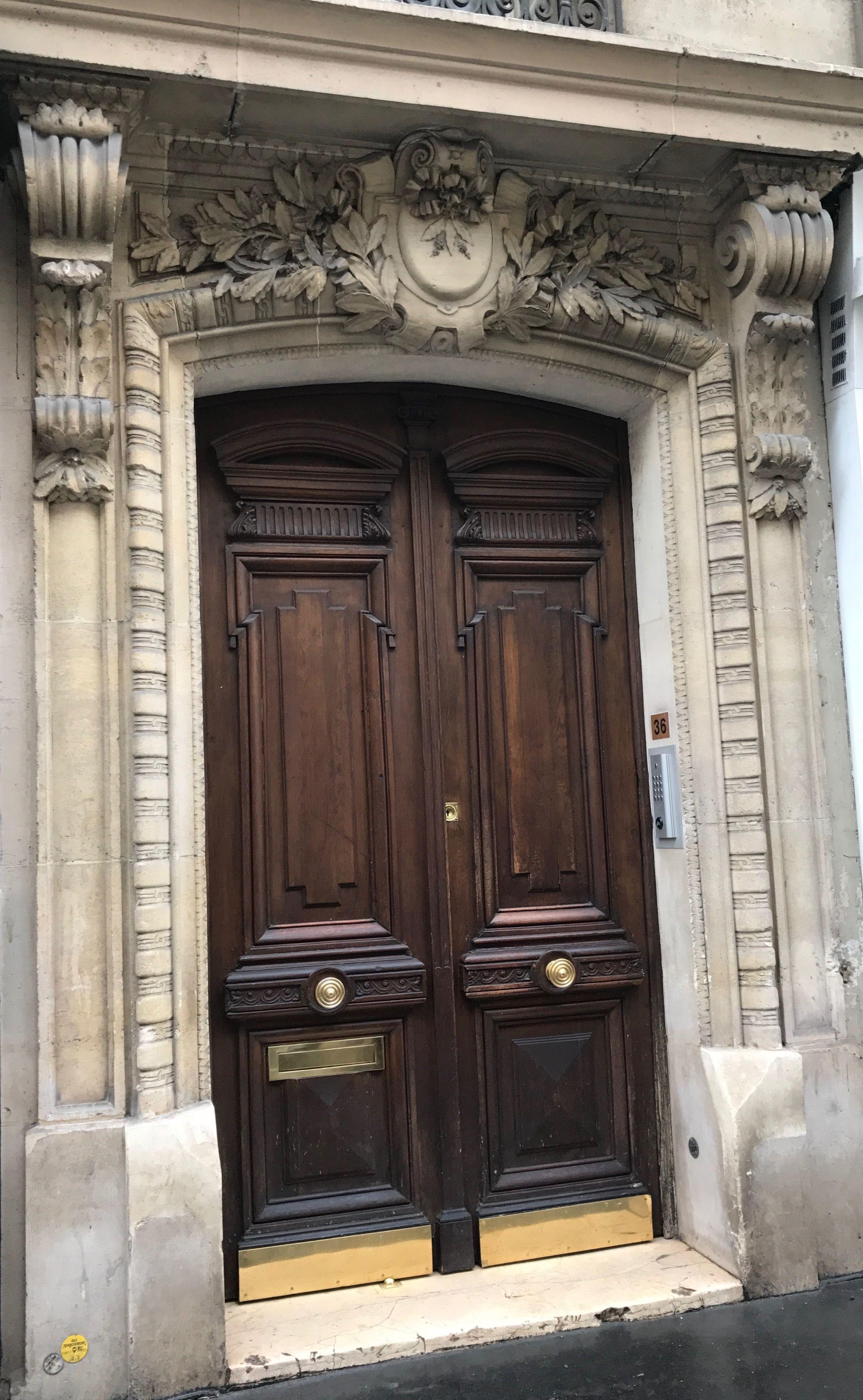 Paris 17 door - Fourriere porte pouchet paris 17 ...