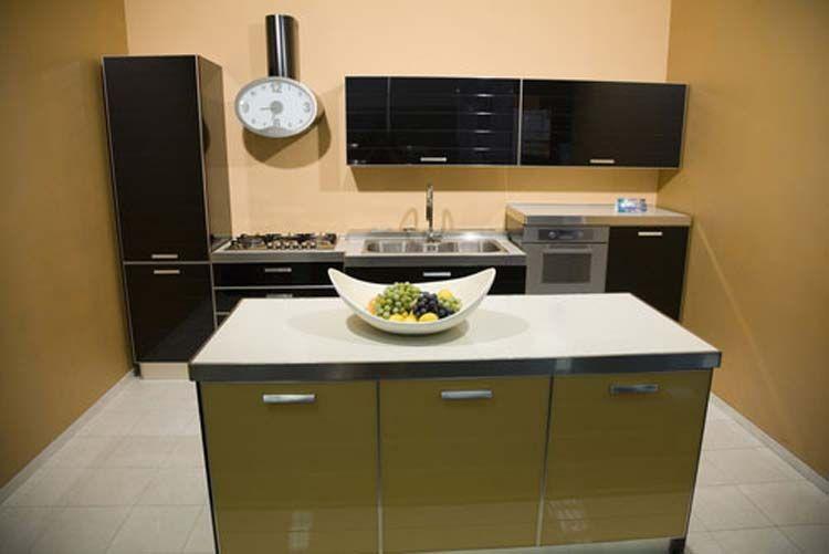 Modern Small Kitchen Design | Comfy Kitchen | Pinterest ...