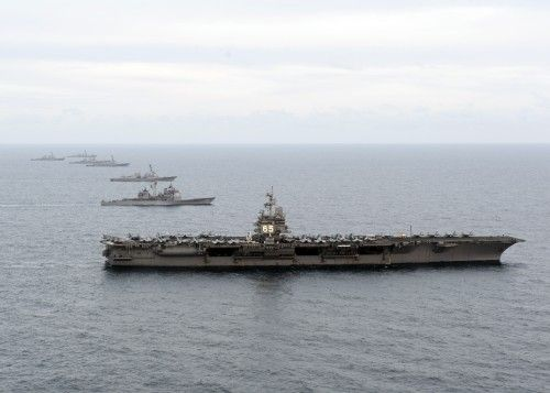 USS Enterprise Carrier Strike Force (WWII)