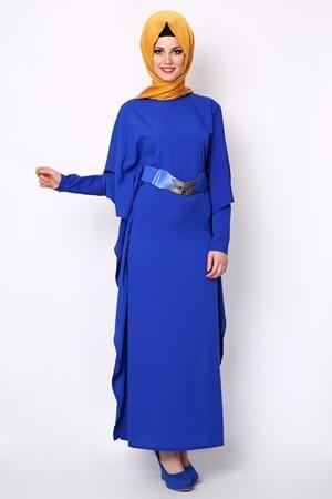 11f50cfeac478 Mağazalarda Ucuz Kapalı Bayan Elbiselerini Artık Bulmak Çok Kolay ...