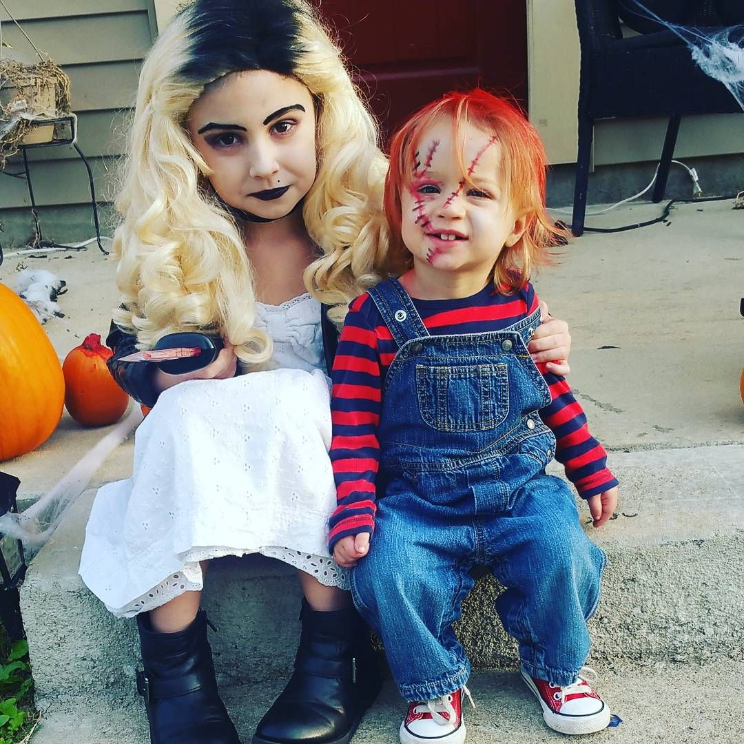 DIY Bride of Chucky Costume (With images) Bride of