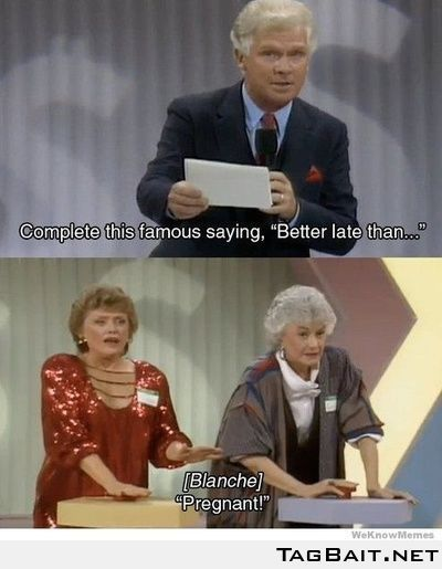 Oh, Blanche