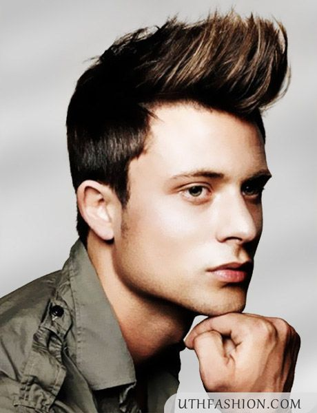 Unique Short Spiky Hairstyles For Men Mens Hairstyles Medium Funky Hairstyles Medium Hair Styles