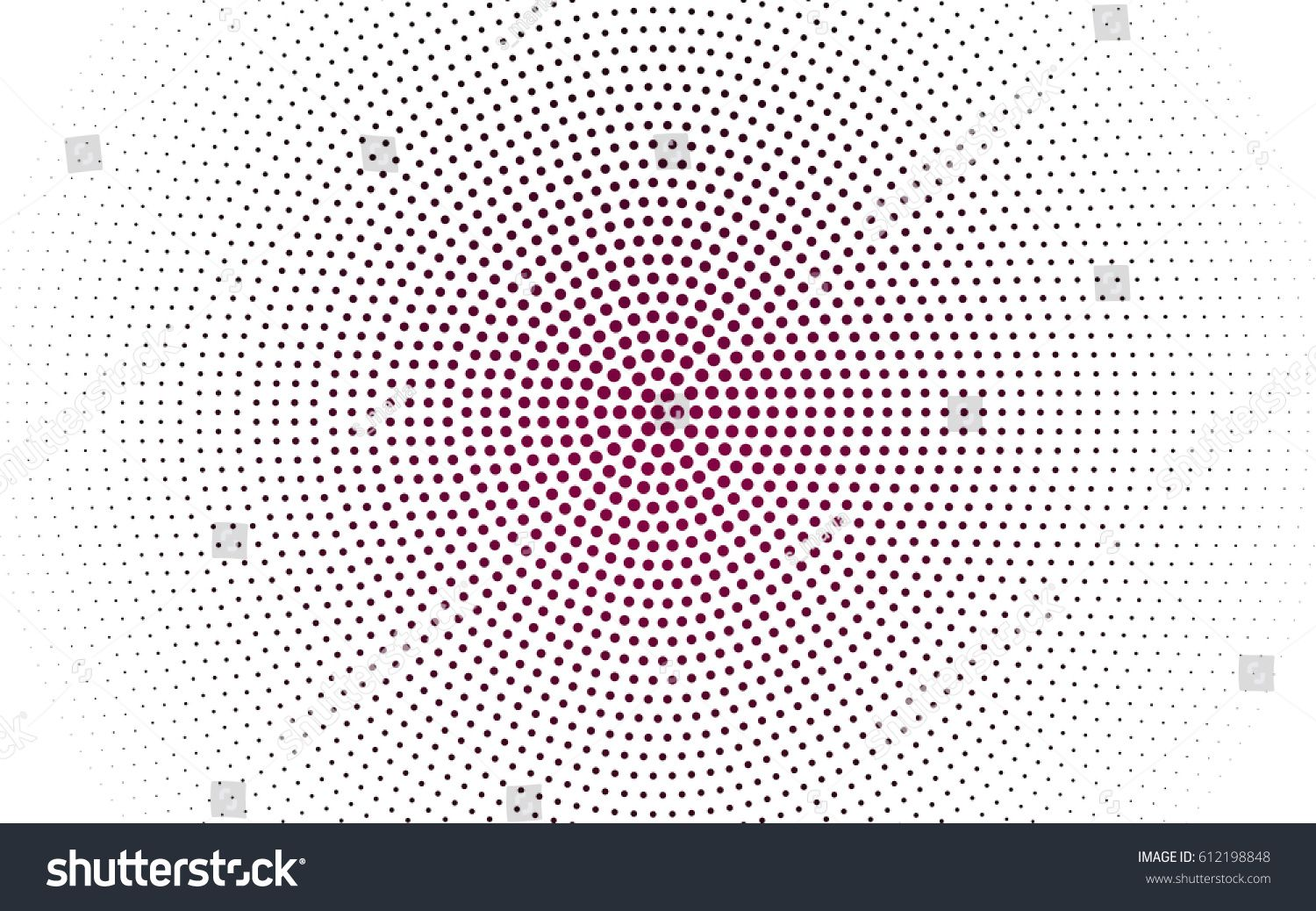 Dark Pink Vector Modern Geometrical Circle Abstract Background