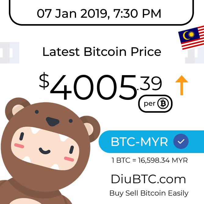 bitcoin rate malajzia