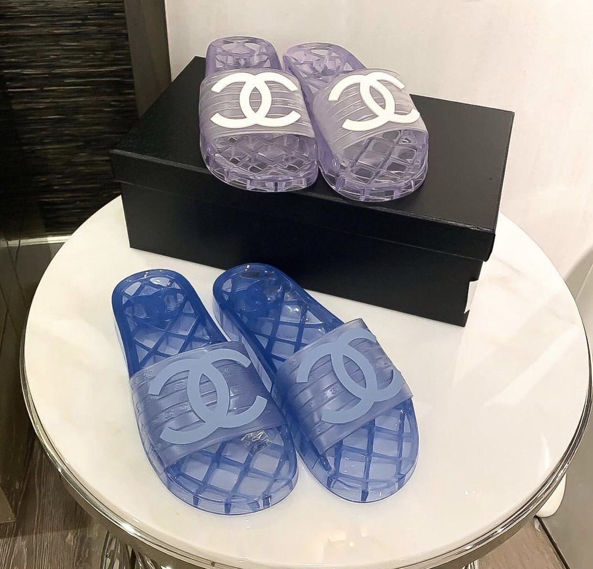 Ko Ko Jelly Slides (MORE COLORS) Luxury Kha'tor (With